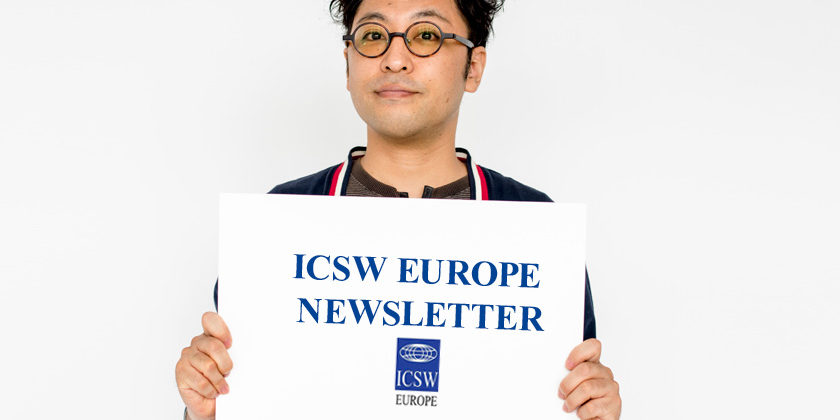ICSW Europe Newsletter winter 2019 (mars 2020)