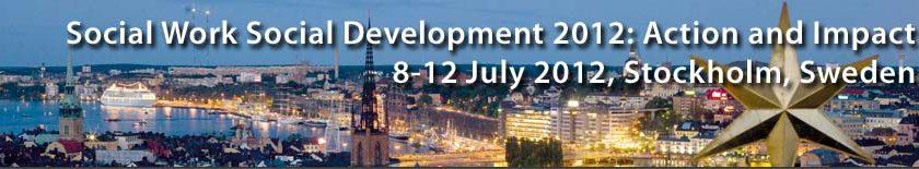 International Social Work och SWSD 2012