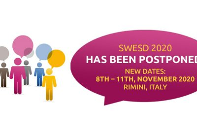 SWESD 2020 i Rimini är framskjuten till hösten