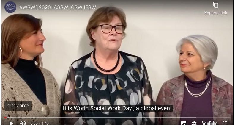World Social Work Day 2020