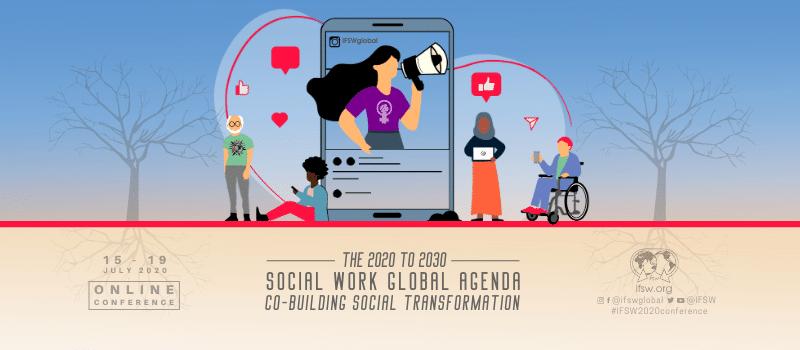 Inbjudan till IFSW Global Conference 2020 Online