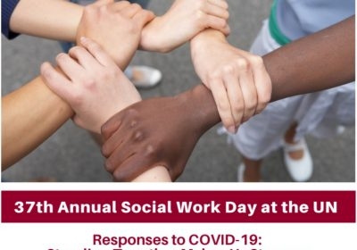 Inbjudan: Webinar WORLD SOCIAL WORK DAY