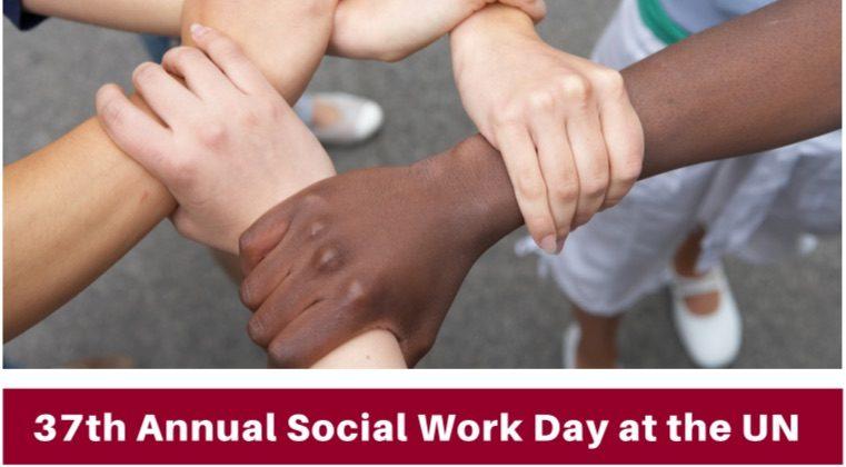 Inbjudan: Webinar WORLD SOCIAL WORK DAY